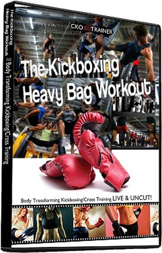 Kickboxing Heavy Bag Workout